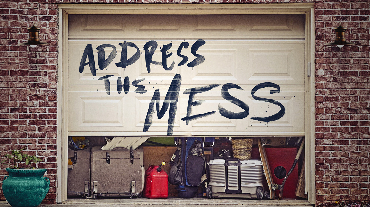 Address The Mess